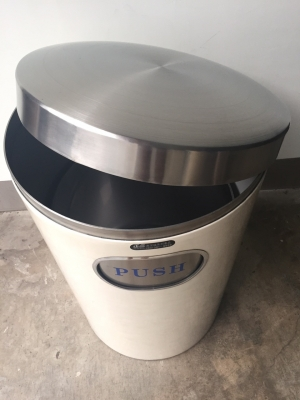 Trash Can Series-TTJ-5-YJ stainless
