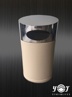 Stainless Steel Trash Can-TTJ-3