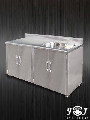 Stainless steel sink-YJ stainless