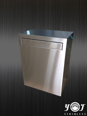 Stainless-mail box