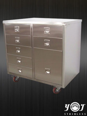 Stainless steel glove box- TJ-015-12 YJ-Stainless