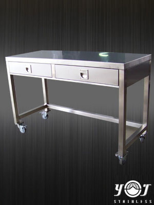Stainless steel table - TJ-161129  -YJ stainless