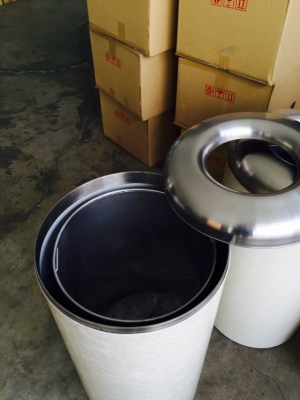 Trash Can Series-TTJ-13-YJ stainless