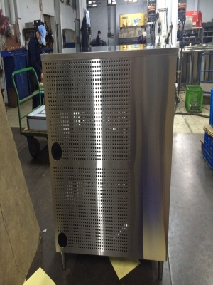 Custom stainless steel cabinet-YJ stainless
