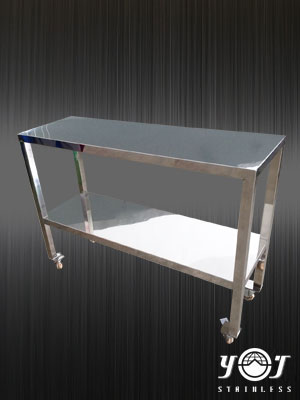Stainless Steel Table TJ-150203 - YJ stainless