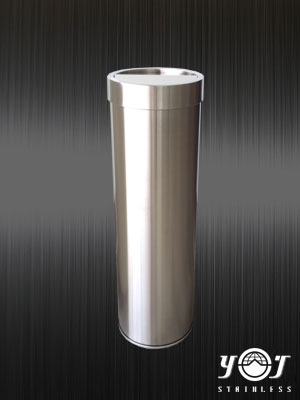 Stainless steel trash TJ-150903