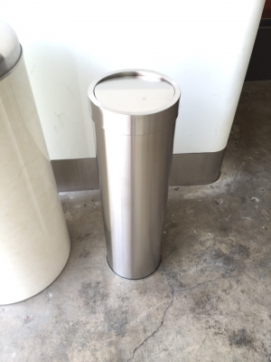 Stainless steel trash TJ-150903 - YJ stainless