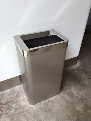Single-Type Trash Can Series-TTJ-19-YJ stainless