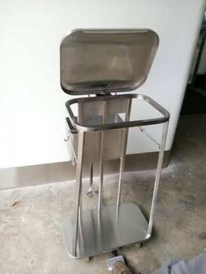Stainless steel recycling rack TJ-151226 - YJ stainless
