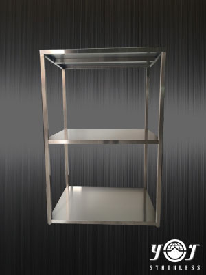 Stainless steel shelving TJ-151203 - YJ stainless