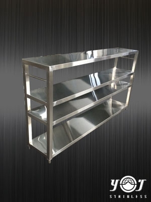 Stainless steel tables TJ-160140 - YJ stainless