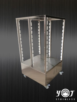 Stainless Steel Storage Racks TJ-160135 - YJ stainless