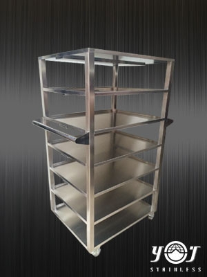 stainless steel carts-TJ-160326-YJ stainless