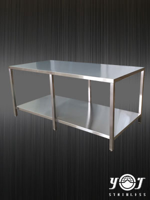 Stainless steel work tables-TJ-160346- YJ stainless