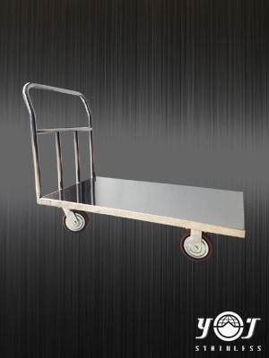 Stainless steel trolley - TJ-160506 -YJ stainless