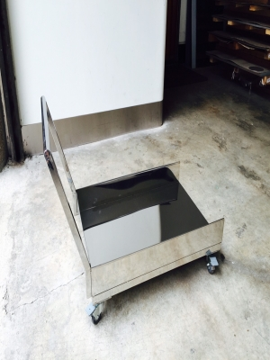 Stainless steel trolleys - TJ-160533 -YJ stainless
