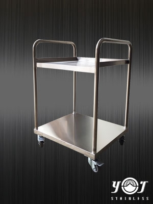 stainless trolley TJ-160535