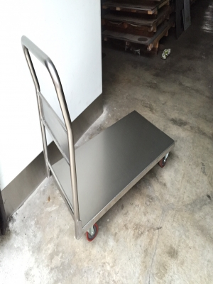Stainless steel trolley - TJ-160549 -YJ stainless