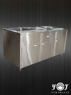 Stainless steel wash tank -  TJ-131020  -YJ stainless
