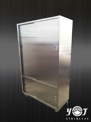 Stainless steel glove box - TJ-160563 -YJ Stainless