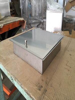 Stainless steel trash mouth - TJ-160631 - YJ stainless
