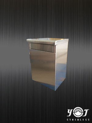 Stainless steel mailbox - TJ-160658 -YJ stainless