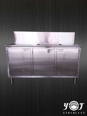 Stainless steel sink - TJ-160702 -YJ stainless