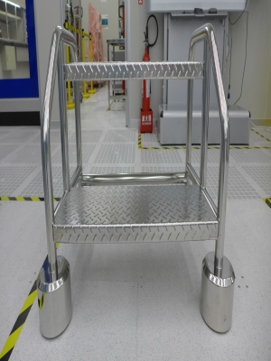Stainless steel ladder TJ-130328   -YJ stainless