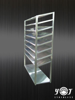 Stainless steel ink stand - TJ-121208 -YJ stainless