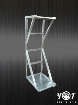Stainless steel liquid storage rack - TJ-130339 -YJ stainless