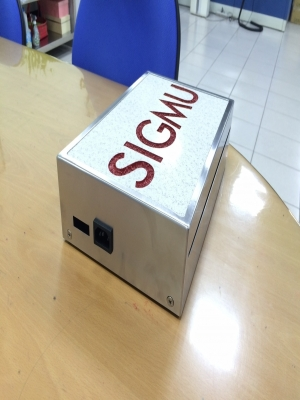 Stainless steel intercom box - YJ stainless