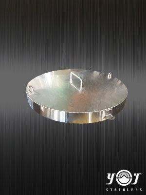 Stainless steel cover - TJ-150423 -YJ stainless