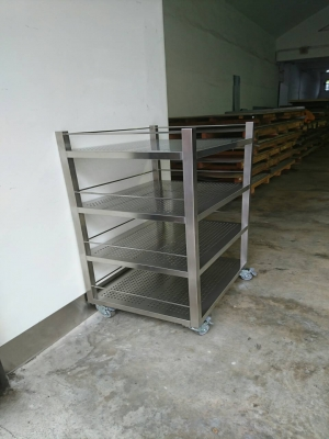 Stainless Steel Shelf - TJ-160949 -YJ stainless