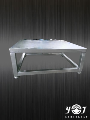 Stainless steel work table - TJ-160728 -YJ stainless