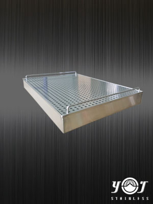 Stainless steel drip tray - TJ-160749 -YJ stainless
