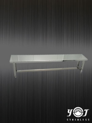 Stainless steel bench - TJ-131142 -YJ stainless