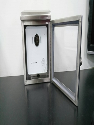 Stainless steel intercom- TJ-161019 - YJ Stainless