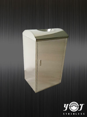Stainless steel cleaning box - TJ-161011 -YJ stainless