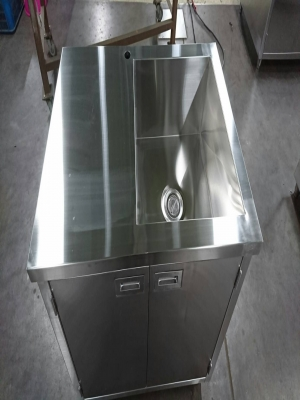 Stainless steel sink table - TJ-161109  -YJ stainless
