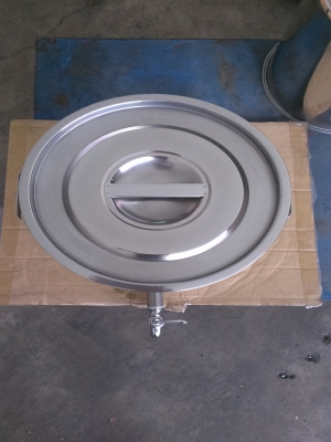 Stainless steel alcohol barrels - TJ-160901 -YJ stainless