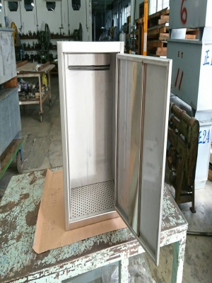 Stainless steel mailbox - TJ-161121 - YJ stainless