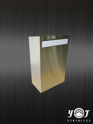 Stainless Steel Letter Box - TJ-161159 - YJ stainless