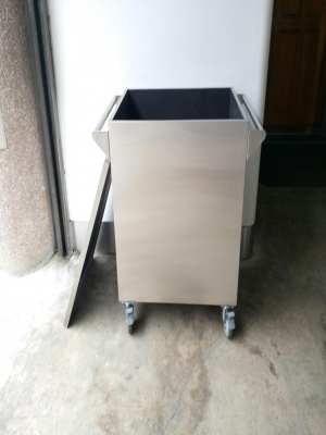 Stainless steel cart TJ-151151 - YJ stainless