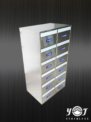 Stainless steel mailbox - TJ-161120  -YJ stainless