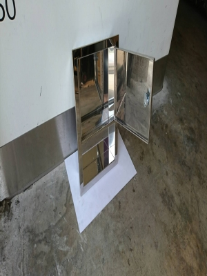 Stainless steel towel cartons - TJ-160963  - YJ stainless