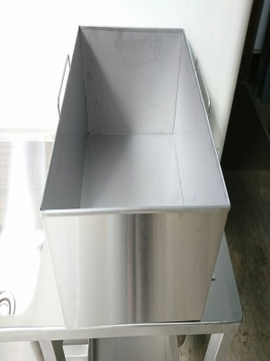 Stainless steel slit pot sink - TJ-161205 - YJ stainless