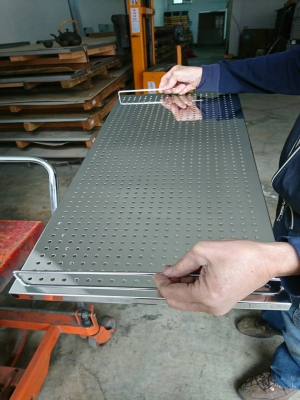Stainless steel tray - TJ-161176 - YJ stainless
