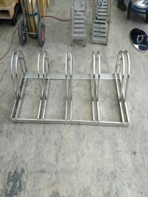 Stainless steel bicycle frame - TJ-161280 - YJ stainless
