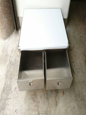 Stainless steel locker - TJ-161270 - YJ stainless