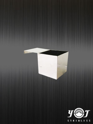 Stainless steel storage box - TJ-161289 - YJ stainless